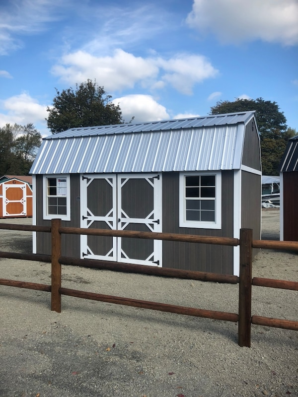 Used 10x16 Side Lofted Barn for sale in Fall City - letgo