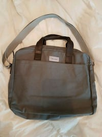 Mens Calvin Klein Canvas bag/laptop bag Calgary, T3N 0E4