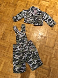 Army outfit! Size 5