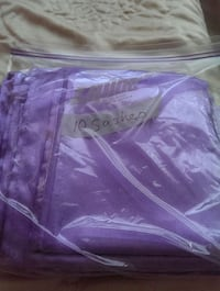 10 Light purple sashes ( more as I unpack)  Prince George, V2N 5M8