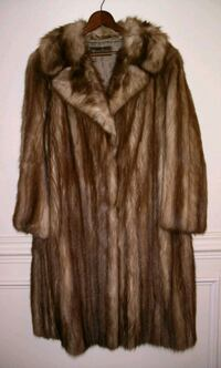 Stone Marten fur coat Woodbridge, 22192