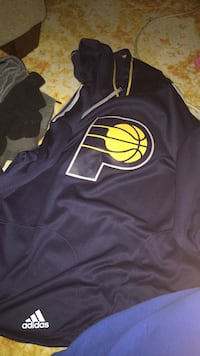 Indiana Pacers Adidas Hoodie Lexington, 40504