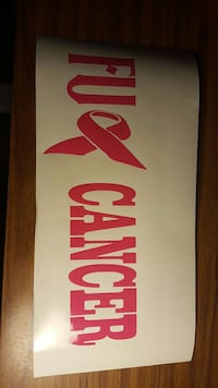 Cancer decal  Marinette, 54143