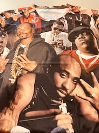 2Pac and other Celebrities T-shirt Parkville, 21234