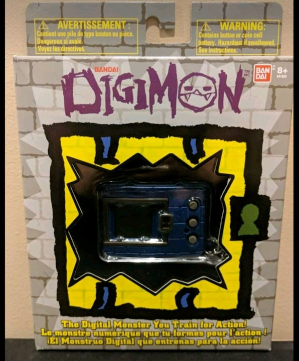 Digimon digivice limited edition
