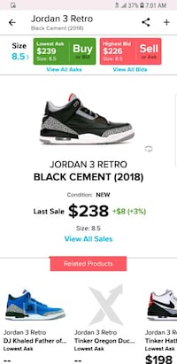 Black cement  Springfield, 22150