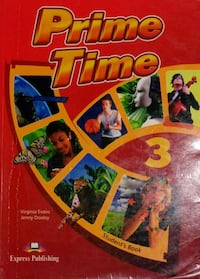 Prime time student's book,