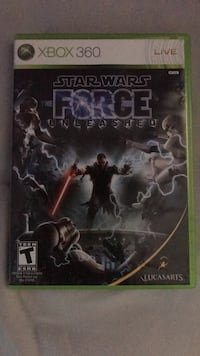 Video Game - Star Wars The Force Unleashed Levittown, 11756