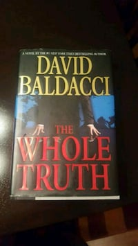 The Whole Truth- Hardcover book  Kentwood