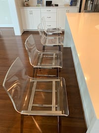 """24"""" Counter height chairs Aldie, 20105"""