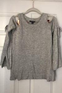 American Eagle Loose Cold Shoulder Sweater - Size Small Barrie, L4N 8W3
