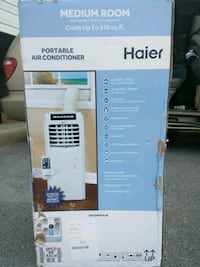 Haier portable air conditioner NEW unopened box Johnson City, 37601