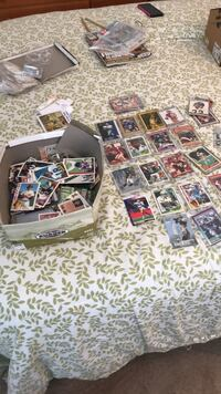 assorted baseball trading card collection Royersford, 19468