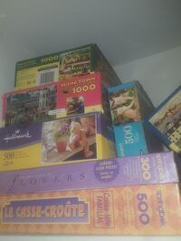 Various Puzzles