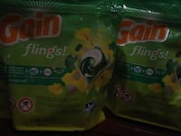 Gain flings 14 in each bag lot of 5 Chicago, 60626