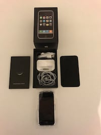 iPhone 1st generation 2007 8GB collector
