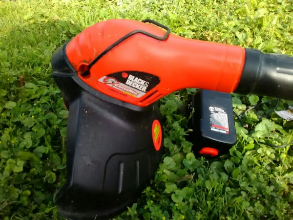 Battery powered Weed eater