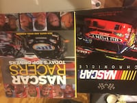 Auto and nascar books Bluemont, 20135