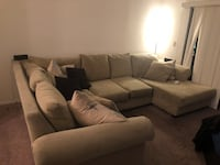 3 piece Sectional Couch Los Angeles, 91403