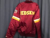Redskin jacket size large.  In very good condition Thurmont, 21788