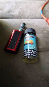 two red and blue variable box mod Johnson City, 37604