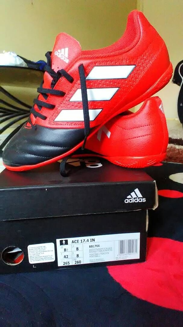 88ce0a125e61 Used Futsal adidas ace 17.4 BB1766 for sale in Kajang - letgo