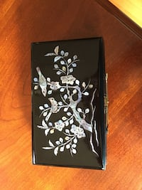 Beautiful Acrylic w/Mother of Pearl Inlay Cover Framingham, 01702