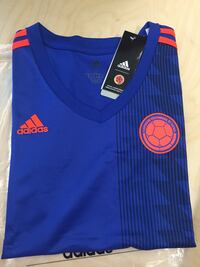 World Cup 2018 COLOMBIA Jersey Women Miami, 33136