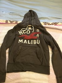 Brown Hollister pull over hoodie Toronto, M6E 1Y2