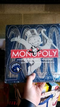 MONOPOLY millennium edition sealed  Mississauga, L4W