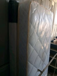Twin size mattress and box spring new Lancaster, 93535