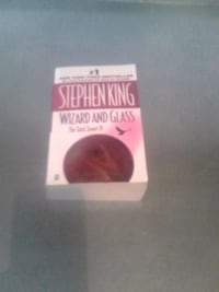 Wizard And Glass by Stephen King book St. John's, A1S 1L7