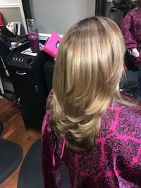 Hairstylist in Dupont circle DC! Swipe up for more pics! Text + [TL_HIDDEN]  for more information Washington