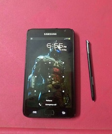 pirate black Samsung Android smartphone