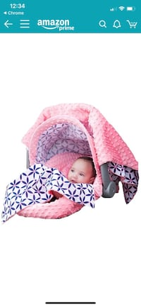 Carseat canopy caboodle (brand new) Tigard, 97223