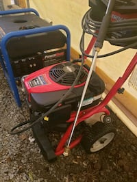 Red and black pressure washer Martinsburg, 25401