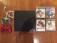 Sony PlayStation 3 + Accessories and Games Toronto, M6J 3G4