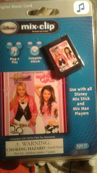Mix-Clip music card pack