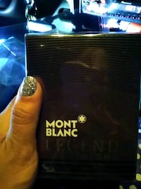 Mont blanc legend night 3.3 oz cologne San Francisco, 94109