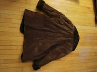 Susquehanna trail outfitters brushed leather overcoat Easton, 18045