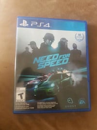 Need for speed PS4 Prince George, V2L 2Z7