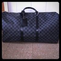 louis vuitton leather duffel bag Surrey, V3W 3R1
