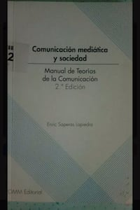 Libro comunicación audiovisual Madrid, 28010
