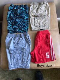 Boys size 4 Shorts. Great cond! Newark, 19702