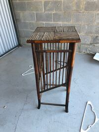 Bamboo end table  Germantown, 20876