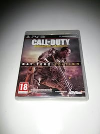 Cod Advaced Warfare ps3