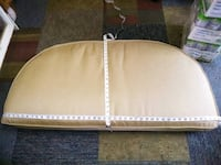 """21""""x43"""" new patio cushions. Several available"""