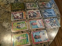 eleven baseball player trading card collection Midland, 79706