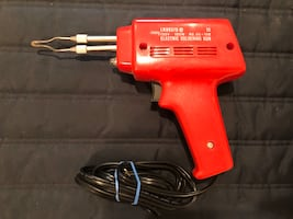 soldering gun kit.pick up in Richmond hill