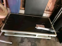 metal grooming table no motor Lake Forest